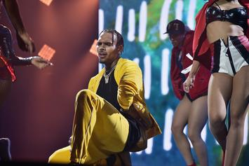 Chris Brown Is Being Sued By A Fan Who Was Injured At His Show