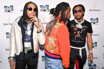 Migos' Album Apparently Has A New Title & Cover