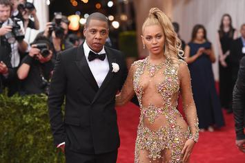 "Beyonce & Jay Z Extend Their ""On The Run II"" Tour"