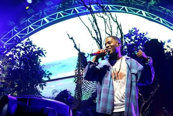 "Kid Cudi Says ""Speedin' Bullet To Heaven"" Is 98% Done, Single Out This Month"