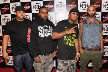 "Joell Ortiz Says Slaughterhouse's Album ""Glass House"" Is Done"