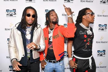 "Migos Get Up To Some Shenanigans With Cast Of ""Super Troopers"""