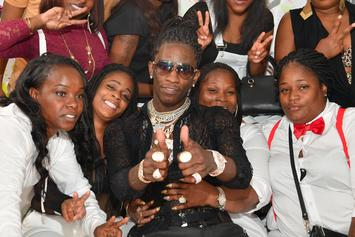 Young Thug Apologizes To The Game, He Responds