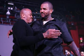 The Game May Be Held In Contempt Of Court If He Doesn't Pay $7 Million