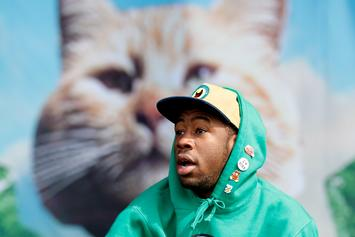 "Tyler, the Creator's ""Cherry Bomb"" Is Now Available For Download"