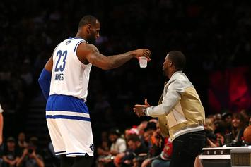 Kevin Hart Says He Tried Recruiting LeBron To The 76ers