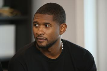 Someone Is Reportedly Trying To Sell An Usher Sex Tape