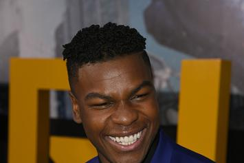 "John Boyega Claims ""Star Wars IX"" Will Be An ""All Out War"""