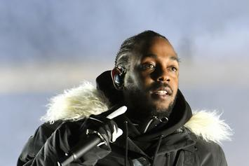 "Kendrick Lamar Sings, Freestyles Over Taylor Swift's ""Shake It Off"""