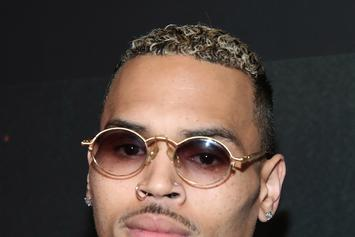 "Chris Brown Calls Out ""The Real"" Hosts Tamar Braxton & Adrienne Bailon [Update: Brown Reflects On What He Said]"