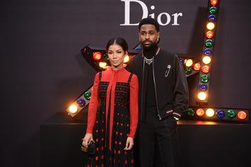 Big Sean & Jhene Aiko Celebrate Sean's 30th In Matching Fendi