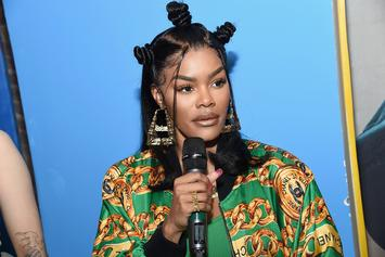 "Teyana Taylor Tells Wendy Williams Why She ""Did Not Like"" Iman Shumpert At First"