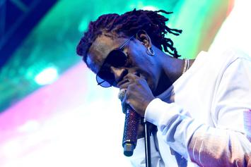 """Young Thug Responds To Gucci Mane's $1 Million Offer: """"Im Strait 4 Life"""""""