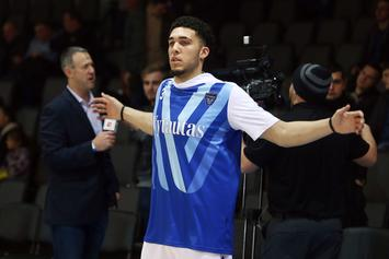 LiAngelo Ball Declares For 2018 NBA Draft