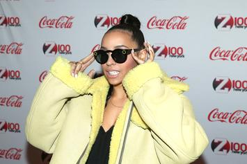 """Tinashe Gushes About Boyfriend Ben Simmons; Says """"It's A Learning Process"""""""