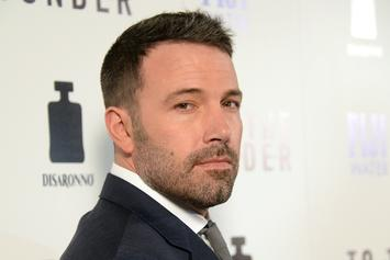 "Ben Affleck Says He's Doing ""Just Fine"" With His Ridiculous Phoenix Back Tattoo"