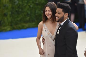 """The Weeknd's """"My Dear Melancholy"""" Hints At Split With Selena Gomez"""