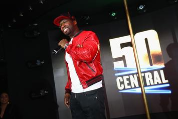 50 Cent Says Jarrell Miller & Deontay Wilder Fight Is Over A Baby