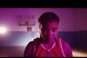 """Young M.A Channels Her Inner Allen Iverson In """"Praktice"""" Video"""