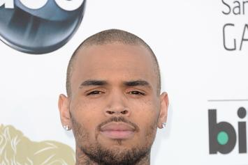 Chris Brown Open To Talking To Cops About Frank Ocean Altercation