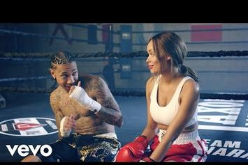 "Tyga Gets In His Feelings In ""Hard2Look"" Video"