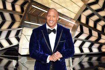"Dwayne Johnson Says Talks About Running For President Could Get Him In ""Trouble"""
