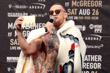 Dana White: Warrant Out For Conor McGregor's Arrest