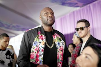Lamar Odom Venturing Into Cannabis Business; Says It Got Him Through Rehab