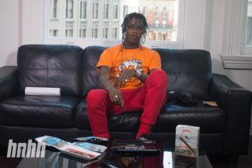 Famous Dex Cries Tears Of Happiness With Rich The Kid Following Album Release
