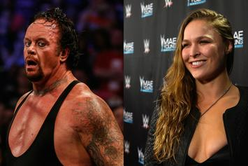 Fans React To Ronda Rousey's Debut & The Undertaker's Return at WrestleMania 34