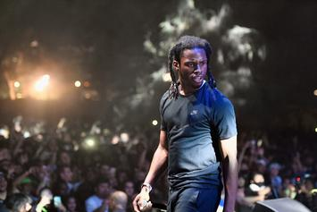 "Denzel Curry Has Surprising Plans Prior To ""TA13OO"" Release"