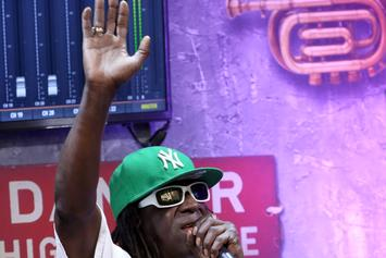 Flavor Flav To Stand Trial On Two Felony Charges
