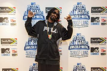 Snoop Dogg's 4/20 Party Gets Shut Down By Cops