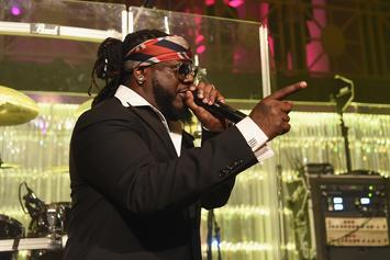 T-Pain Threatens His Wife In Weird Instagram Love Letter