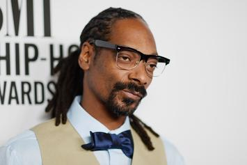Snoop Dogg Reveals The Only Person To Have Ever Out-Smoked Him