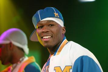 50 Cent Recalls Tougher Times After Witnessing Eric B. & Rakim In Concert