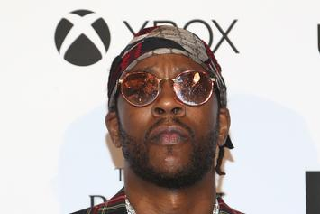 2 Chainz Booked For Marijuana Possession At The Los Angeles International Airport [Update: Make That Felony Narcotics Possession]