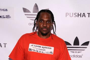 "Pusha T Pushes Back ""My Name Is My Name"" A Month"