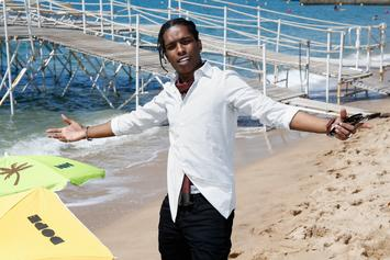 "A$AP Rocky Dubs His New Project An ""Amazing Fu*king Album"""