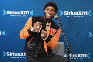 Tory Lanez Parties With Trey Songz & Has O.T. Genasis Clean His Car Window