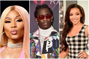 Here's The Best Weekend Playlist With Fire From Young Thug, Nicki Minaj & More