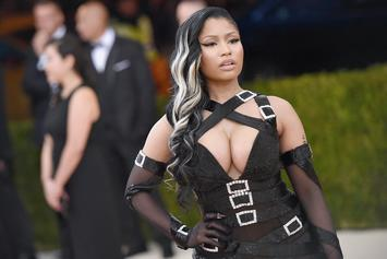 "Nicki Minaj Shouts Out Funk Flex, Joe Budden & Rosenberg For Co-Signing ""Chun-Li"""