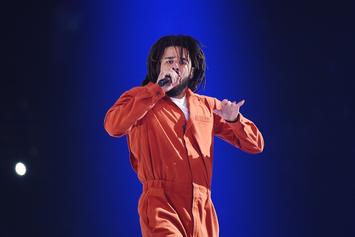 J. Cole Announces Listening Session In London Tonight
