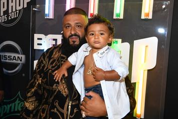DJ Khaled Posts Adorable Video Playing With Son Asahd