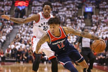 "Wizards' Kelly Oubre Jr. Reacts To Drake Calling Him A ""Bum"""