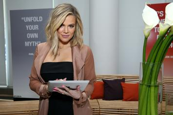 "Khloe Kardashian Almost Pulled ""Thompson"" From Baby's Last Name"
