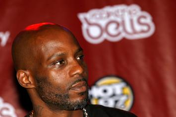DMX Arrested For Driving Without A License, Tags Or Insurance In South Carolina