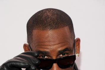 "Listen To Snippets Of R. Kelly's New ""Black Panties"" Album"