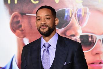 Will Smith's Michael Jackson Impersonation Is On Point