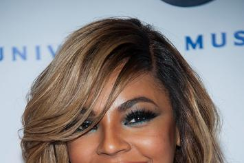 """New Cover Art & Release Date Revealed For Ashanti's """"Braveheart"""" [Update: Tracklist Revealed]"""